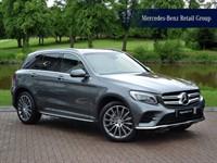 Used Mercedes GLC220d 4MATIC
