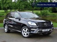 Used Mercedes ML250 BlueTEC AMG Sport