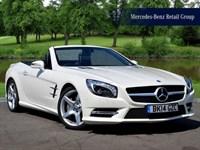 Used Mercedes SL500 AMG