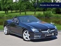 Used Mercedes SLK200 BlueEFFICIENCY AMG Sport