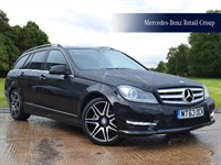 Used Mercedes C220 CDI BlueEFFICIENCY AMG Sport Plus