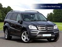 Used Mercedes GL350 CDI BlueEFFICIENCY EU5 Luxury Seat Package