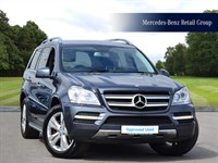 Used Mercedes GL350 CDI BlueEFFICIENCY Sport
