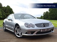 Used Mercedes SL350 Sport Edition