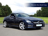 Used Mercedes SLK350 BlueEFFICIENCY AMG Sport Edition 125