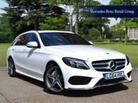 Used Mercedes C220 BlueTEC AMG Line
