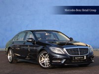 Used Mercedes S500 Limousine AMG