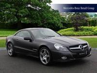 Used Mercedes SL500 Night Edition