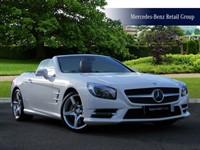 Used Mercedes SL500