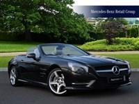 Used Mercedes SL500 AMG Sport
