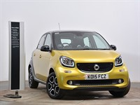 Used Smart Car Forfour prime