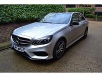 Used Mercedes E220 BlueTEC AMG Night Edition