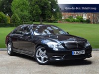 Used Mercedes S500 BlueEFFICIENCY Limousine AMG Sport Edition