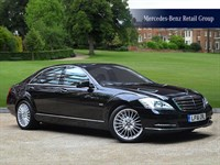Used Mercedes S600