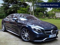 Used Mercedes S63 AMG