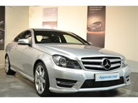 Used Mercedes C180 CGI BlueEFFICIENCY AMG Sport