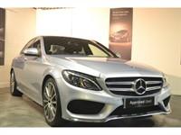 Used Mercedes C250 BlueTEC AMG Line