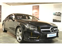 Used Mercedes CLS350 CDI BlueEFFICIENCY Sport