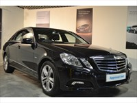 Used Mercedes E200 CDI BlueEFFICIENCY Avantgarde