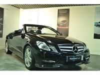 Used Mercedes E200 Sport