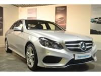 Used Mercedes E220 CDI AMG Sport