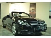 Used Mercedes E220 CDI BlueEFFICIENCY Sport