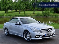 Used Mercedes E220 CDI BlueEFFICIENCY Sport Edition 125