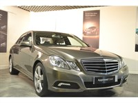 Used Mercedes E350 CDI BlueEFFICIENCY Avantgarde