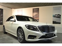 Used Mercedes S350 AMG Line