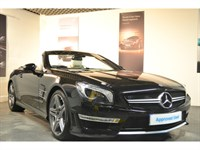 Used Mercedes SL63 AMG