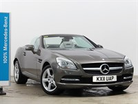 Used Mercedes SLK200 BlueEFFICIENCY