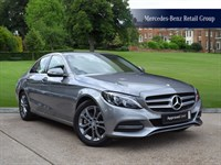 Used Mercedes C220 BlueTEC Sport