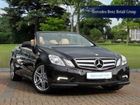 Used Mercedes E250 CDI BlueEFFICIENCY Sport