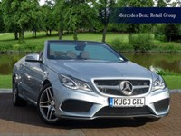Used Mercedes E350 BlueTEC AMG Sport