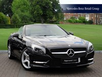 Used Mercedes SL350 AMG