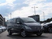 Used Mercedes Viano 2.2 CDI Extra Long Ambiente