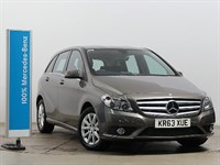 Used Mercedes B180 CDI BlueEFFICIENCY SE