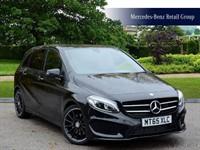 Used Mercedes B200 AMG Line