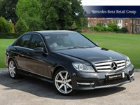 Used Mercedes C220 CDI BlueEFFICIENCY Sport