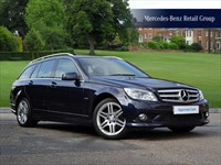 Used Mercedes C220 CDI BlueEFFICIENCY Sport