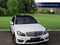 Used Mercedes C250 CDI BlueEFFICIENCY AMG Sport Plus