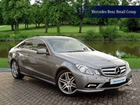 Used Mercedes E220 CDI BlueEFFICIENCY Sport