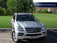 Used Mercedes GL350 CDI BlueEFFICIENCY
