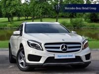 Used Mercedes GLA200 CDI AMG Line
