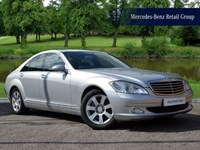 Used Mercedes S320 CDI