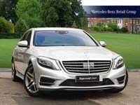Used Mercedes S500 Plug-in L AMG Line