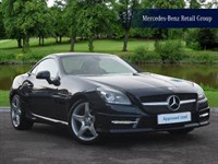 Used Mercedes SLK250 CDI BlueEFFICIENCY