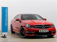 Used Mercedes C63 AMG Coup?