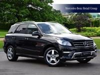 Used Mercedes ML350 BlueTEC Sport