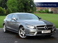 Used Mercedes CLS350 CDI BlueEFFICIENCY Shooting Brake AMG Sport